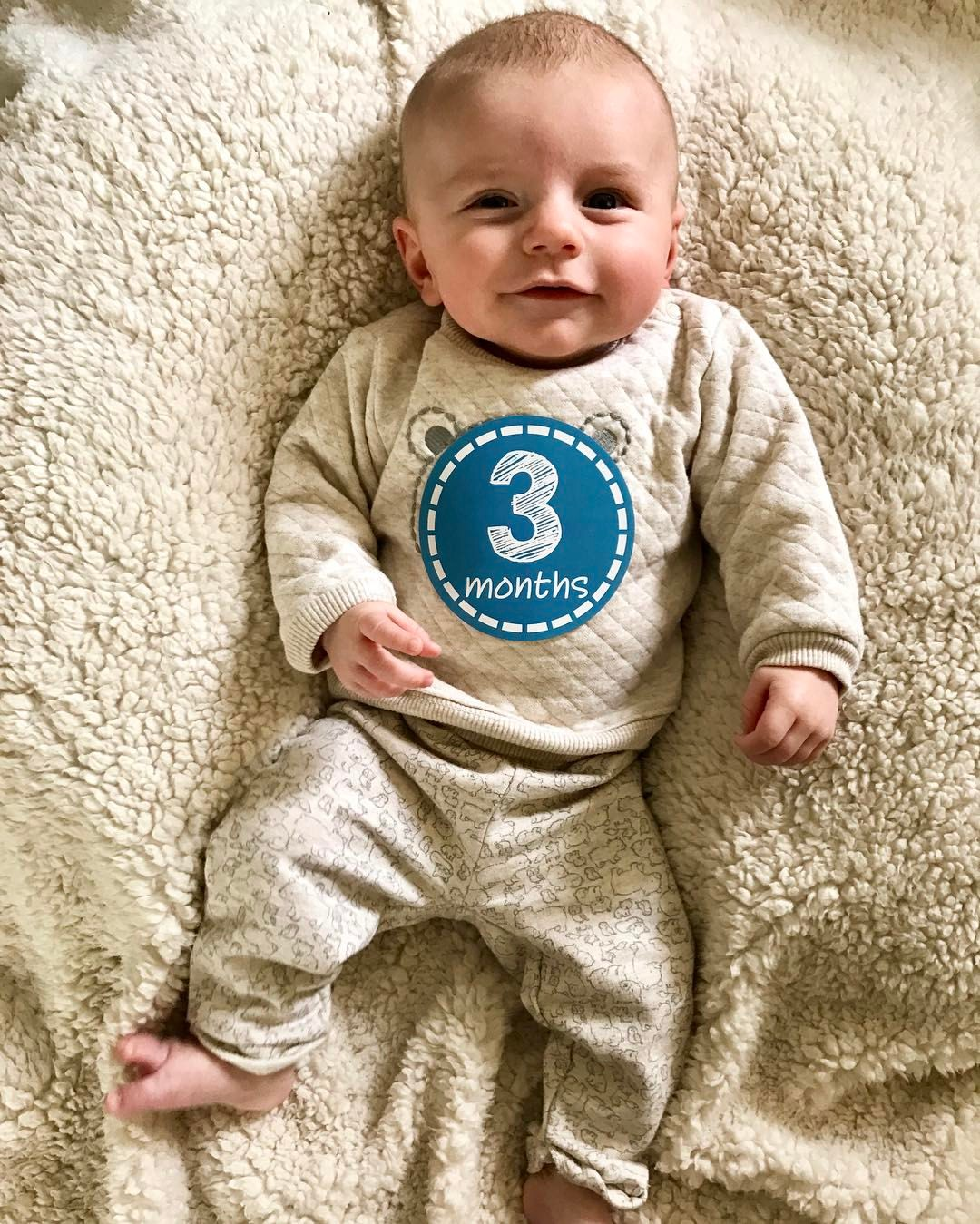 Nathan 3 Month