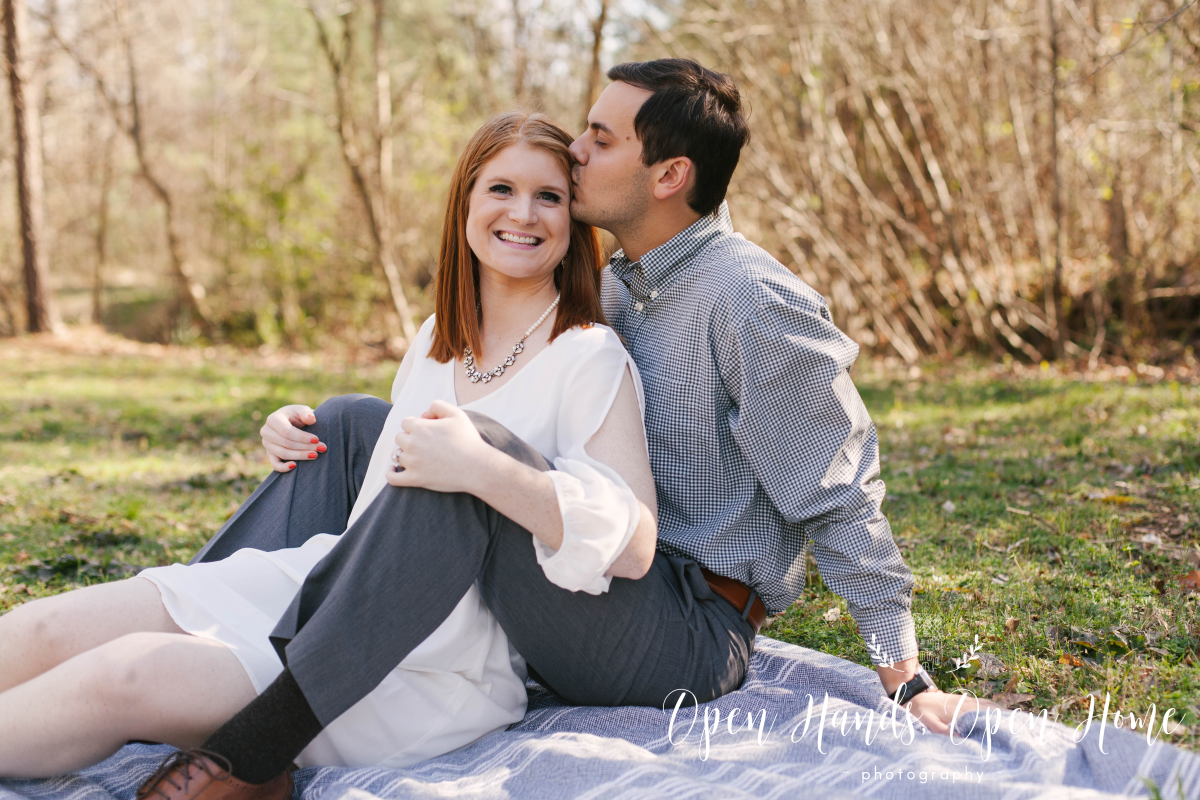 Taylor + Michael Engagement